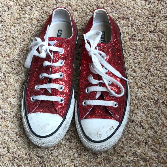 red sequin converse shoes Sale,up to 60